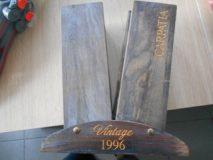 27.06.2018  S krzynia na ekskluzywną butelkę Carpati-Vintage 1996
