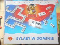 08.08.2018 G ra – Sylaby w dominie
