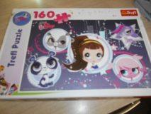 Puzzle Pet shop 160