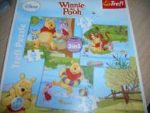 05.12.2018 P uzzle 3 w 1 Winnie the Pooh