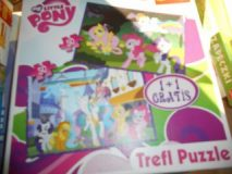 27.03.2019 P uzzle 2 w 1 Littly Pony