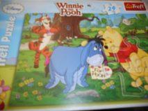 05.12.2018 P uzzle 24 Winnie the Pooh