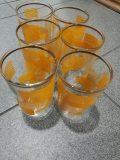 Szklanki do zimnych napojów- 4 szt. komplet
