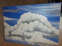 …Obraz ręcznie malowany