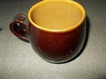 Kufel ceramiczny