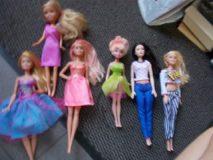 Lalki Barbie z akcesoriami 1 szt.