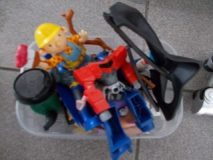 Zabawki mix komlet