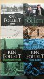 Ken Follett- 4 książki