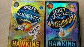 Lucy i Stephen Hawking -2 książki