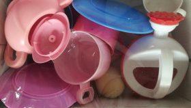 Naczynia zabawkowe