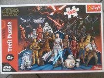 """Puzzle ,, Star Wars"""" 160 elementów"""
