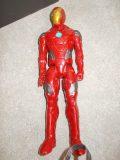 Zabawka Iron man